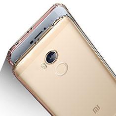 Housse Ultra Fine TPU Souple Transparente T04 pour Xiaomi Redmi 4 Prime High Edition Clair