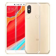 Housse Ultra Fine TPU Souple Transparente T04 pour Xiaomi Redmi Y2 Clair