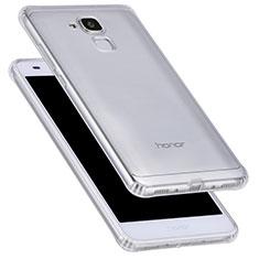 Housse Ultra Fine TPU Souple Transparente T05 pour Huawei Honor 7 Lite Clair
