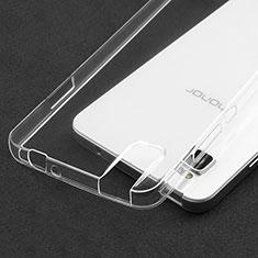 Housse Ultra Fine TPU Souple Transparente T05 pour Huawei Honor 7i shot X Clair