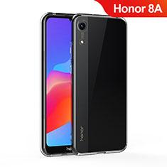 Housse Ultra Fine TPU Souple Transparente T05 pour Huawei Honor 8A Clair