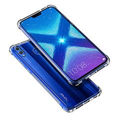 Housse Ultra Fine TPU Souple Transparente T05 pour Huawei Honor 8X Clair