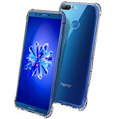 Housse Ultra Fine TPU Souple Transparente T05 pour Huawei Honor 9 Lite Clair