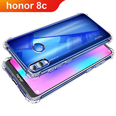 Housse Ultra Fine TPU Souple Transparente T05 pour Huawei Honor Play 8C Clair