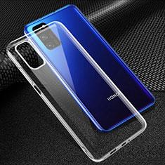 Housse Ultra Fine TPU Souple Transparente T05 pour Huawei Honor View 30 Pro 5G Clair