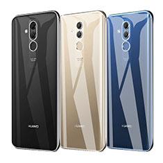 Housse Ultra Fine TPU Souple Transparente T05 pour Huawei Maimang 7 Clair