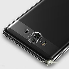 Housse Ultra Fine TPU Souple Transparente T05 pour Huawei Mate 10 Clair