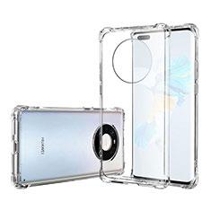 Housse Ultra Fine TPU Souple Transparente T05 pour Huawei Mate 40 Pro Clair