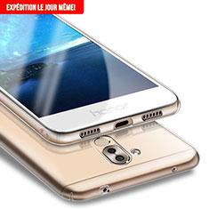 Housse Ultra Fine TPU Souple Transparente T05 pour Huawei Mate 9 Lite Clair