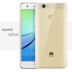 Housse Ultra Fine TPU Souple Transparente T05 pour Huawei Nova Clair