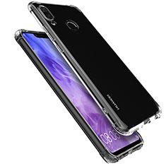 Housse Ultra Fine TPU Souple Transparente T05 pour Huawei P Smart+ Plus Clair