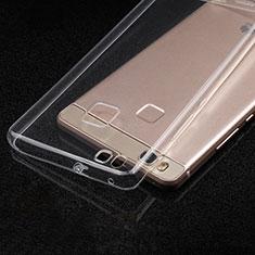 Housse Ultra Fine TPU Souple Transparente T05 pour Huawei P9 Lite Clair