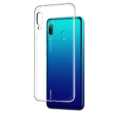 Housse Ultra Fine TPU Souple Transparente T05 pour Huawei Y7 (2019) Clair