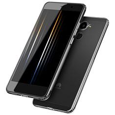 Housse Ultra Fine TPU Souple Transparente T05 pour Huawei Y7 Prime Clair