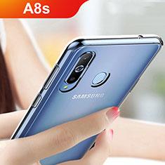 Housse Ultra Fine TPU Souple Transparente T05 pour Samsung Galaxy A8s SM-G8870 Clair