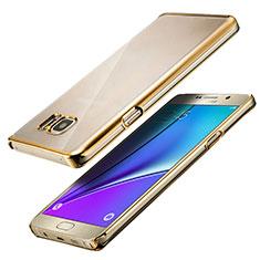 Housse Ultra Fine TPU Souple Transparente T05 pour Samsung Galaxy Note 5 N9200 N920 N920F Clair