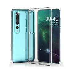 Housse Ultra Fine TPU Souple Transparente T05 pour Xiaomi Mi 10 Clair