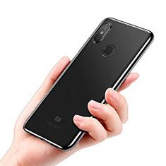 Housse Ultra Fine TPU Souple Transparente T05 pour Xiaomi Mi 8 SE Noir