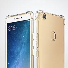 Housse Ultra Fine TPU Souple Transparente T05 pour Xiaomi Mi Max 2 Clair
