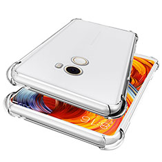 Housse Ultra Fine TPU Souple Transparente T05 pour Xiaomi Mi Mix 2 Clair