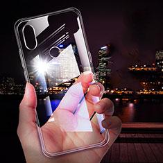 Housse Ultra Fine TPU Souple Transparente T05 pour Xiaomi Mi Mix 3 Clair