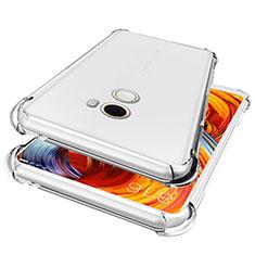 Housse Ultra Fine TPU Souple Transparente T05 pour Xiaomi Mi Mix Evo Clair