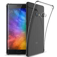 Housse Ultra Fine TPU Souple Transparente T05 pour Xiaomi Mi Note 2 Special Edition Clair