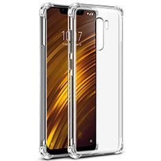 Housse Ultra Fine TPU Souple Transparente T05 pour Xiaomi Pocophone F1 Clair
