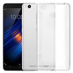 Housse Ultra Fine TPU Souple Transparente T05 pour Xiaomi Redmi 3X Clair