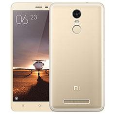 Housse Ultra Fine TPU Souple Transparente T05 pour Xiaomi Redmi Note 3 MediaTek Clair