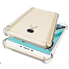 Housse Ultra Fine TPU Souple Transparente T05 pour Xiaomi Redmi Note 4 Standard Edition Clair