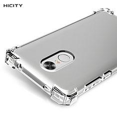 Housse Ultra Fine TPU Souple Transparente T05 pour Xiaomi Redmi Note 4X Clair