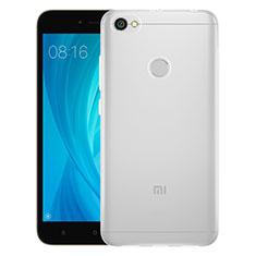 Housse Ultra Fine TPU Souple Transparente T05 pour Xiaomi Redmi Note 5A Pro Clair