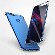 Housse Ultra Fine TPU Souple Transparente T06 pour Huawei Honor Play 7X Clair