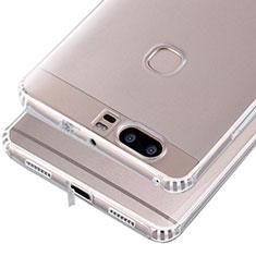 Housse Ultra Fine TPU Souple Transparente T06 pour Huawei Honor V8 Clair