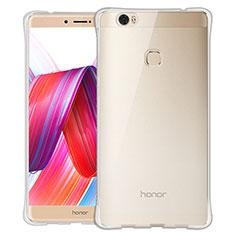 Housse Ultra Fine TPU Souple Transparente T06 pour Huawei Honor V8 Max Clair