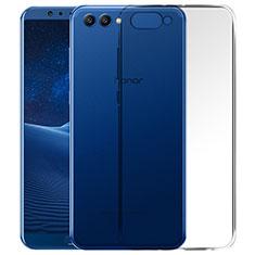 Housse Ultra Fine TPU Souple Transparente T06 pour Huawei Honor View 10 Clair
