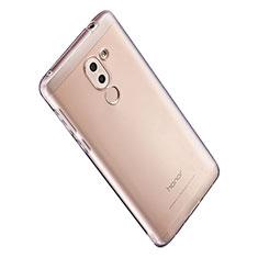 Housse Ultra Fine TPU Souple Transparente T06 pour Huawei Mate 9 Lite Clair
