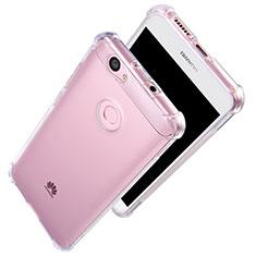 Housse Ultra Fine TPU Souple Transparente T06 pour Huawei Nova Clair