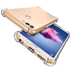 Housse Ultra Fine TPU Souple Transparente T06 pour Huawei P Smart Clair