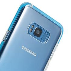 Housse Ultra Fine TPU Souple Transparente T06 pour Samsung Galaxy S8 Clair
