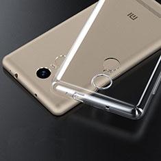 Housse Ultra Fine TPU Souple Transparente T06 pour Xiaomi Redmi Note 3 Clair