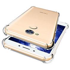Housse Ultra Fine TPU Souple Transparente T07 pour Huawei Honor 6A Clair