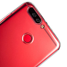 Housse Ultra Fine TPU Souple Transparente T07 pour Huawei Honor 8 Pro Clair