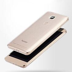 Housse Ultra Fine TPU Souple Transparente T07 pour Huawei Honor X5 Clair