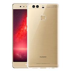Housse Ultra Fine TPU Souple Transparente T07 pour Huawei P9 Clair
