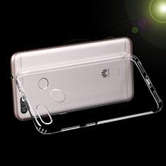 Housse Ultra Fine TPU Souple Transparente T07 pour Huawei Y6 Pro (2017) Clair