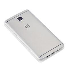 Housse Ultra Fine TPU Souple Transparente T07 pour OnePlus 3 Clair