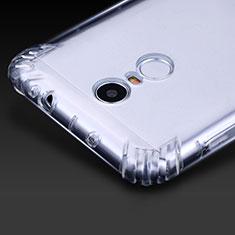Housse Ultra Fine TPU Souple Transparente T07 pour Xiaomi Redmi Note 3 MediaTek Clair