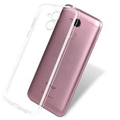 Housse Ultra Fine TPU Souple Transparente T08 pour Huawei Honor 6A Clair